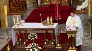 Ks. Dariusz Susek w Łagiewnikach o wezwaniu do bycia autentycznym świadkiem Chrystusa