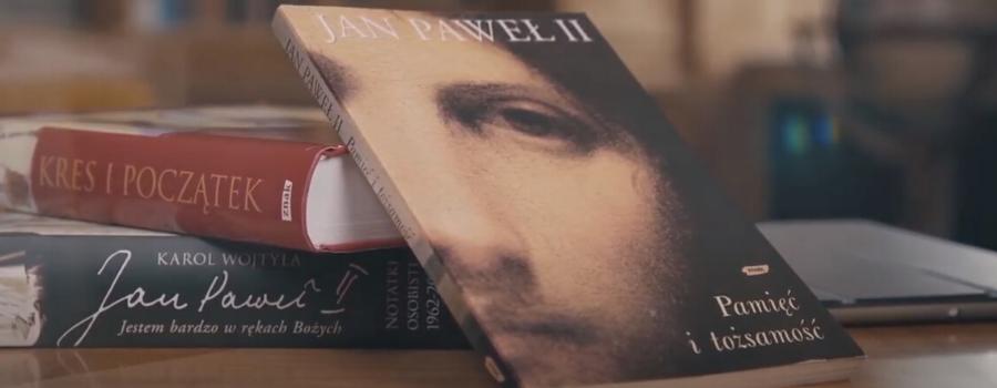 """""""Pamięć, która nie przemija. Czytamy teksty św. Jana Pawła II"""""""