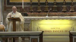 Papież Franciszek: w osobie Jana Pawła II Pan nawiedził Swój lud