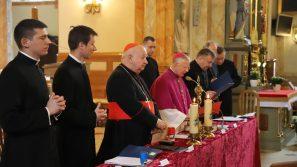 Msza św. w intencji pomyślnego przebiegu procesu beatyfikacyjnego Karola i Emilii Wojtyłów: Błogosławieni ci, którzy są pokornymi sługami Boga