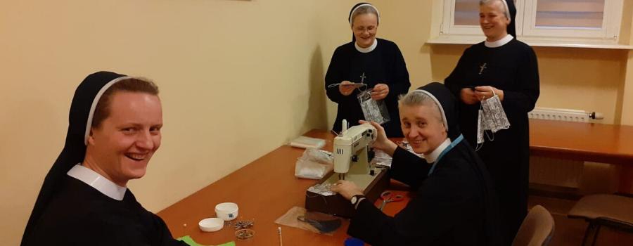 Siostry zakonne w czasie pandemii: zauważamy już dobro, które Pan Bóg tworzy z tych bardzo trudnych doświadczeń