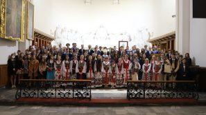 Bierzmowanie w kościele Najświętszego Serca Pana Jezusa w Nowym Targu: Kochajcie krzyż Jezusa, który mówi o miłości Boga