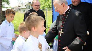Abp Marek Jędraszewski: nie ma udanych wakacji bez Pana Boga