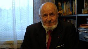 """Zostanę przy """"Wujku"""", bo nie umiem inaczej mówić o papieżu – Stanisław Abrahamowicz wspomina św. Jana Pawła II"""