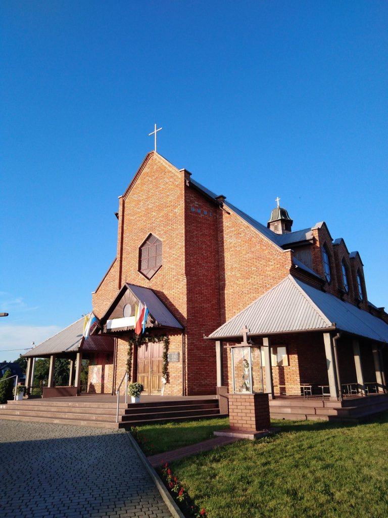 Modlniczka, Parafia Miłosierdzia Bożego