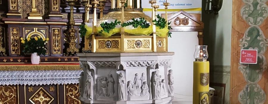 100 lat temu Karol Wojtyła otrzymał sakrament chrztu św.