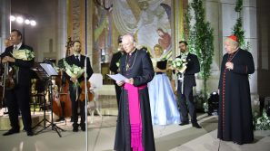 Abp Marek Jędraszewski: św. Jan Paweł II był pieśnią na cześć Boga, a sztuką jego życia była głęboka wiara