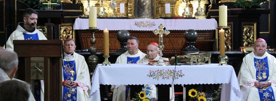 Kard. Marian Jaworski: wszystko, co najważniejsze, otrzymałem przez Matkę Bożą Kalwaryjską