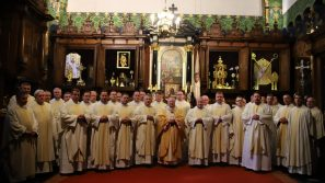 25-lecie święceń kapłańskich na Wawelu: Wzorem jest Chrystus