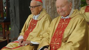 Papież Franciszek o kard. Marianie Jaworskim: pozostawił godne świadectwo gorliwości kapłańskiej