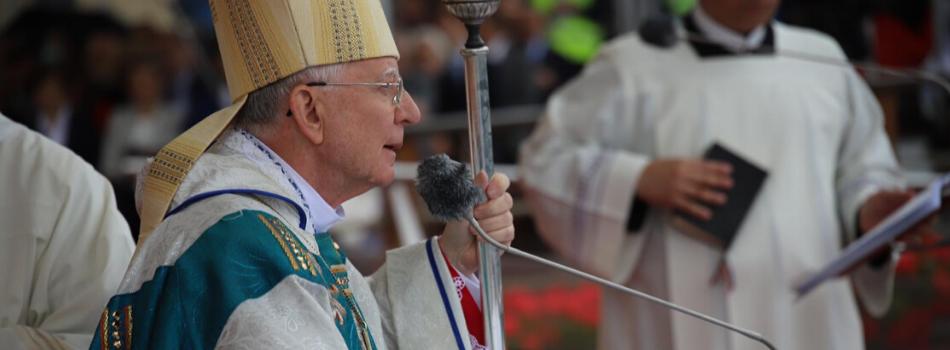 Abp Marek Jędraszewski podczas pielgrzymki Rodziny Radia Maryja na Jasną Górę: Maryjo, obdarz nas mocą byśmy zawsze wybierali dobro i przeciwstawiali się złu