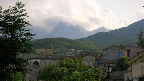 """Inauguracja """"Szlaku dwóch świętych"""" – Gabriela i Jana Pawła II w Isola del Gran Sasso"""