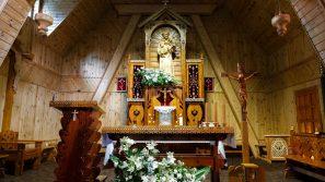 Nowe sanktuarium św. Antoniego w Zakopanem