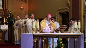 Prymicje biskupie w Łagiewnikach