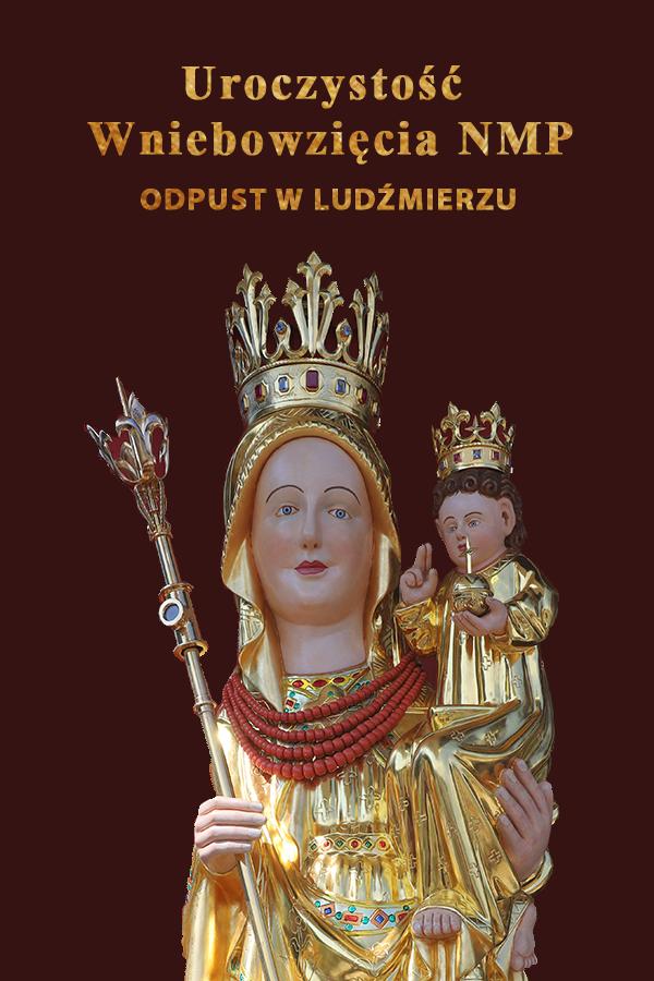 Uroczystości odpustowe w Ludźmierzu