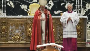 Uroczystości pogrzebowe kardynała Zenona Grocholewskiego w Watykanie