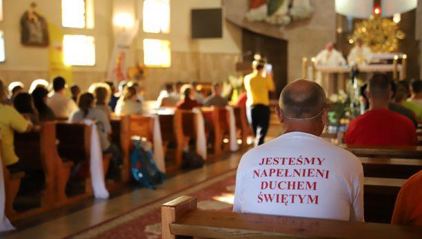 40. Piesza Pielgrzymka Krakowska – podsumowanie trzeciego dnia