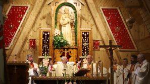 Nowe sanktuarium w Zakopanem: Święty Antoni nauczycielem bliskości z Chrystusem