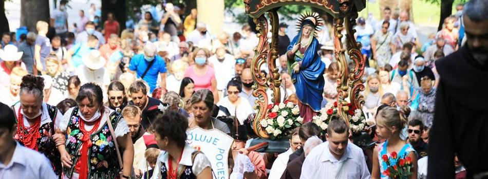 Maryja jest matką zawierzenia – rozpoczęcie odpustu Wniebowzięcia NMP
