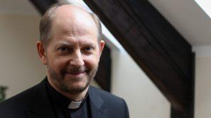 O. Leszek Gęsiak SJ – rzecznikiem Konferencji Episkopatu Polski