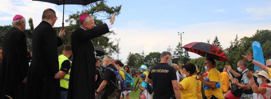 Abp Marek Jędraszewski na Jasnej Górze o warunkach Bożego dziecięctwa