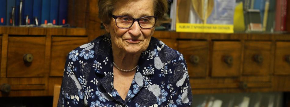 Staraliśmy się dotrzymywać mu kroku – Teresa Życzkowska wspomina św. Jana Pawła II