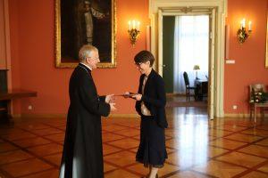 Wręczenie dekretów nowym członkom Komisji Muzyki Kościelnej