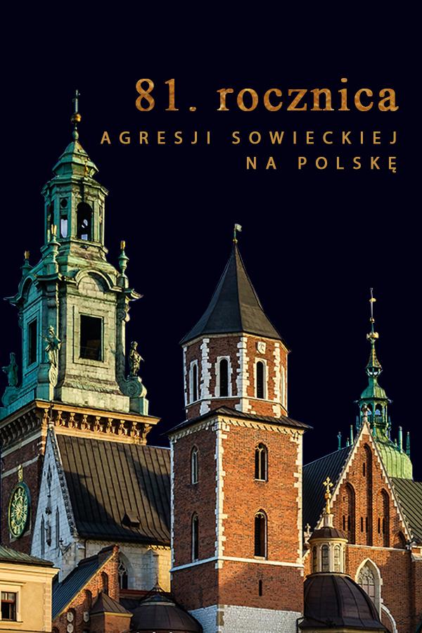 81. rocznica agresji sowieckiej na Polskę