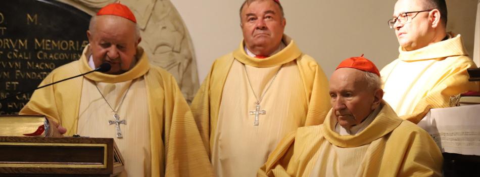 Kard. Stanisław Dziwisz o śp. kard. Marianie Jaworskim: Świadek trudnej historii