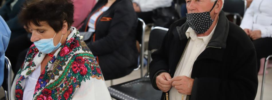 Abp Marek Jędraszewski podczas XI Pielgrzymki Żywego Różańca Archidiecezji Krakowskiej: Bierzcie do ręki różaniec i módlcie się jak najczęściej