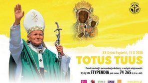 TOTUS TUUS – List pasterski Episkopatu Polski zapowiadający obchody XX Dnia Papieskiego