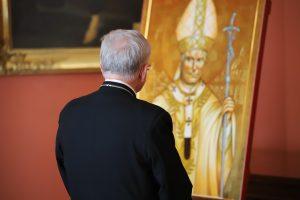 Dar dla syryjskiej wspólnoty z Homs. Poświęcenie ikony św. Jana Pawła II