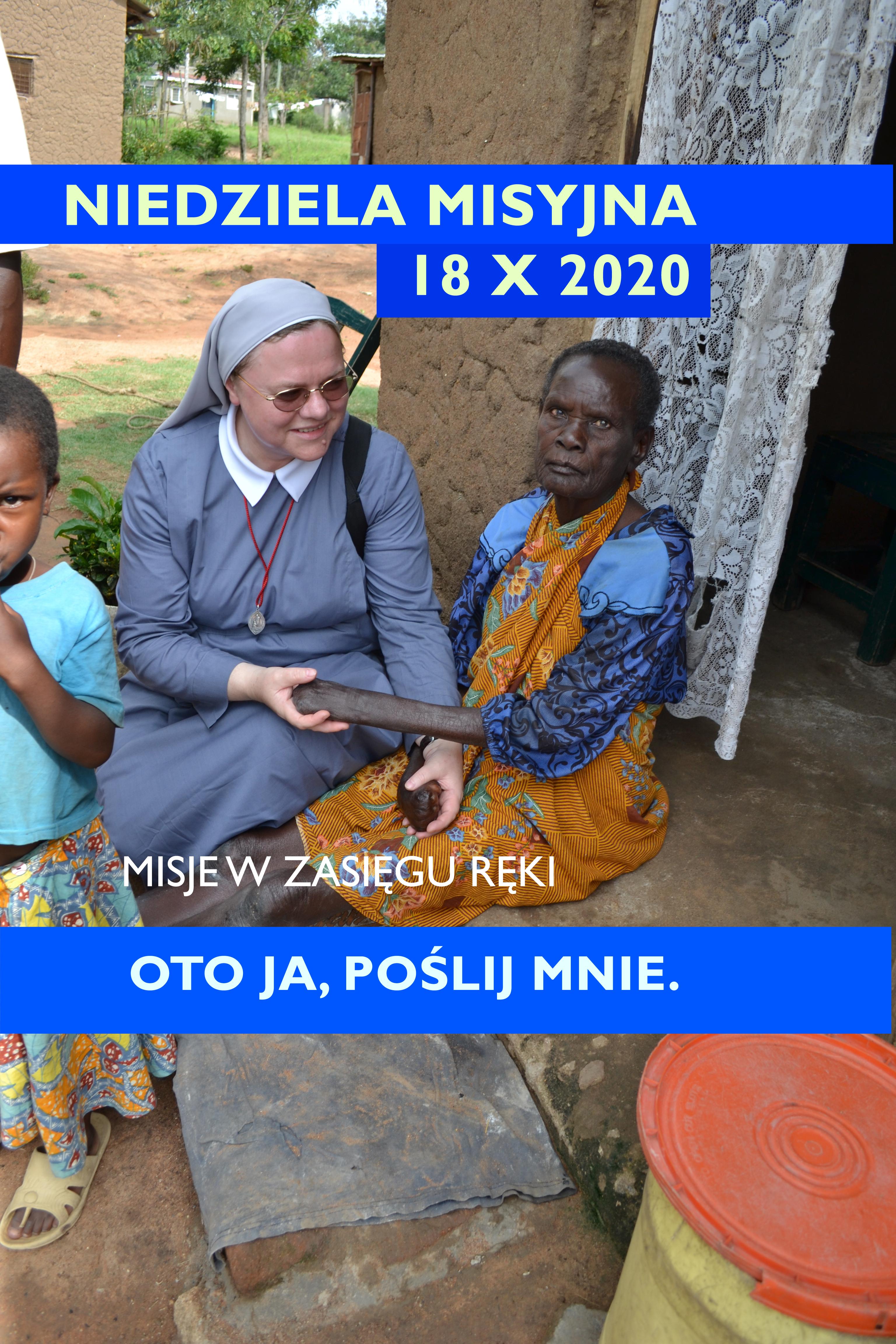 NIEDZIELA MISYJNA 18 X 2020 - Archidiecezja Krakowska