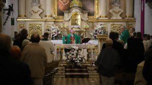 Abp Marek Jędraszewski w Pabianicach: Polsko, co dzisiaj robisz ze swoim chrztem?