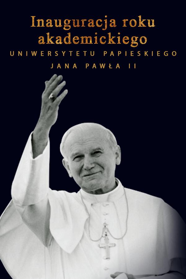 Inauguracja roku akademickiego na UPJPII