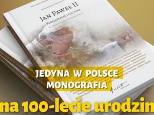 """Premiera książki """"Jan Paweł II – komunikacja i kultura. W 100-lecie urodzin Wielkiego Papieża"""""""