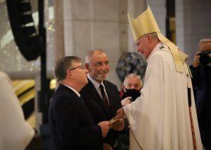 Abp Marek Jędraszewski w uroczystość św. Jana Pawła II: na wszystkich areopagach świata starał się otwierać drzwi dla Chrystusa