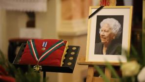 Pogrzeb śp. Haliny Kwiatkowskiej: Dziękujemy Bogu za jej szczególny dar umiłowania słowa