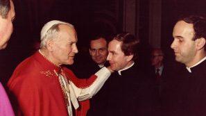 To był Boży mąż – abp Marek Jędraszewski o św. Janie Pawle II
