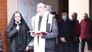 Biskup-nominat Robert Chrząszcz podczas spotkań z ubogimi: to dla mnie ważny znak, żebym o was nie zapominał