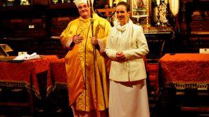 Obrzęd Konsekracji Dziewicy w Katedrze na Wawelu