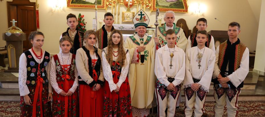 Abp Marek Jędraszewski do młodych: Każdy z nas musi być świadkiem Chrystusa