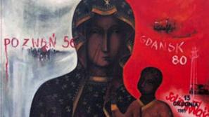 Obraz Matki Bożej Robotników Solidarności w Archidiecezji Krakowskiej