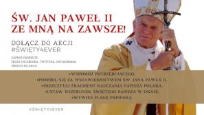 Dołącz do akcji #Święty4ever