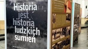 """Wernisaż wystawy """"Historia jest historią ludzkich sumień"""""""