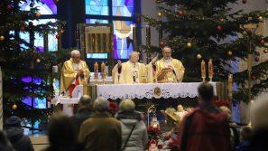"""Abp Marek Jędraszewski w Boże Narodzenie: św. Jan Paweł II """"zwiastunem dobrej nowiny o człowieku"""""""