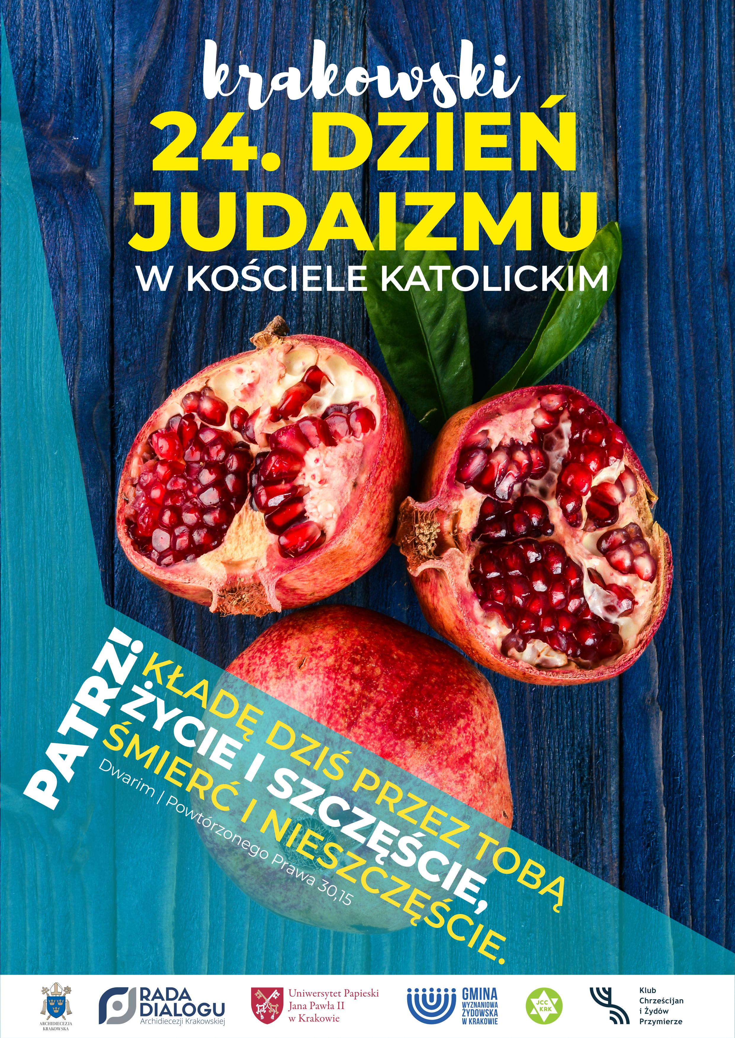 Krakowski 24. Dzień Judaizmu w Kościele Katolickim