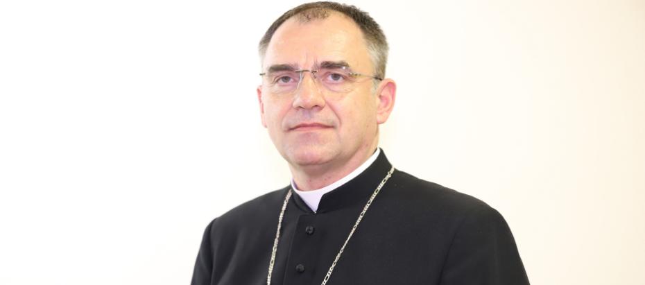 Święcenia biskupie ks. Roberta Chrząszcza