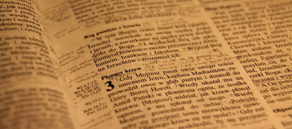 Niedziela Słowa Bożego – 24 stycznia