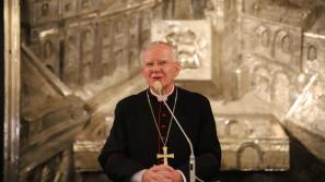 Słowo abp. Marka Jędraszewskiego przed sakrą biskupią ks. Roberta Chrząszcza